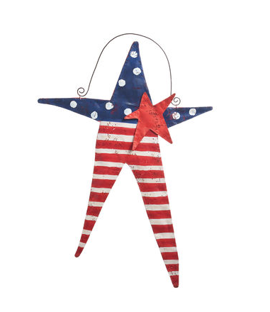 fourth of july star