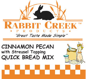 cinnamon pecan bread mix