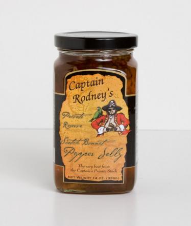 scotch bonnet pepper jelly