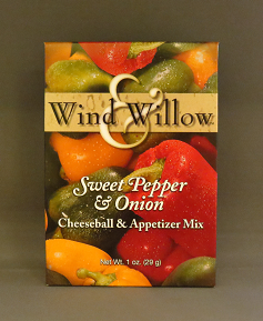 sweet pepper and onion