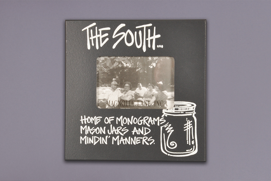 The South - Mason Jar