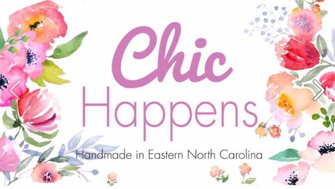 Chic Happens Logo