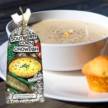 Southern Corn Chowdah