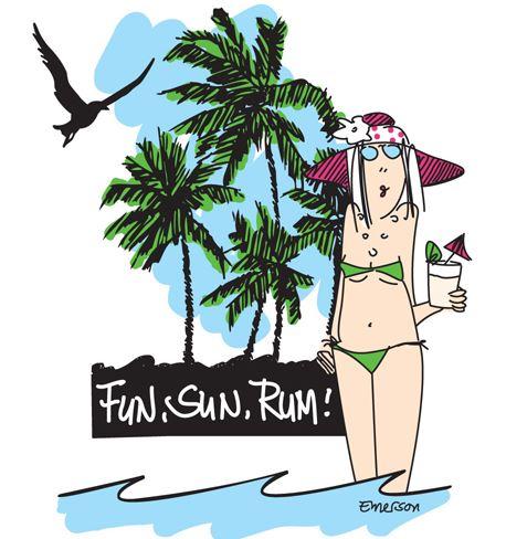 Fun, Sun, Rum