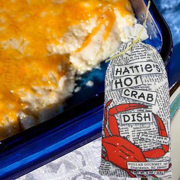 Hot Crab Dish