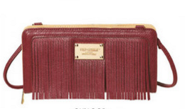 Ellie Fringe Wallet
