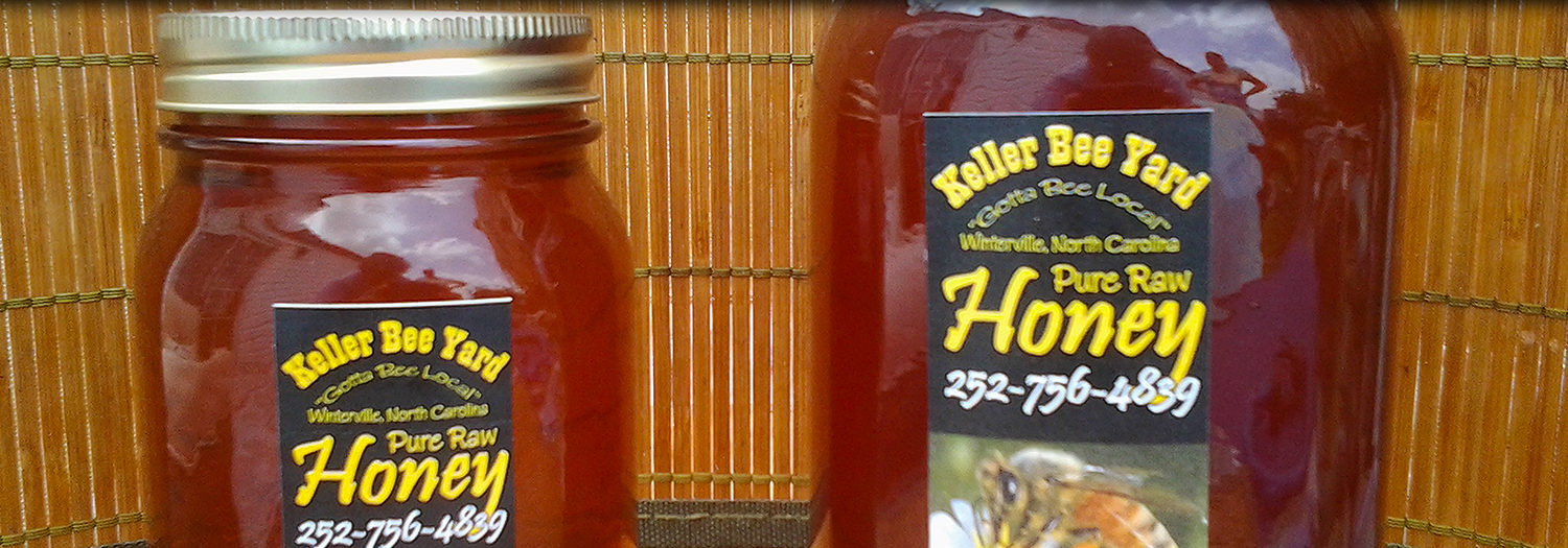 Keller Bee Yard Honey
