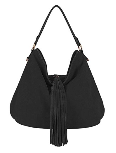 Suede Miley Hobo