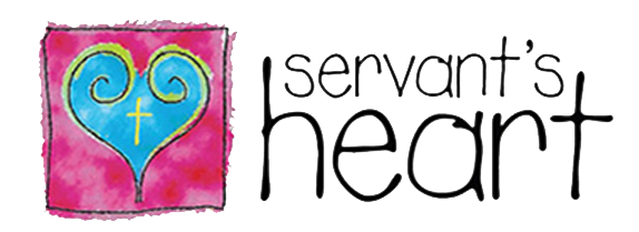 Servants Heart Shoppe w/ Logo
